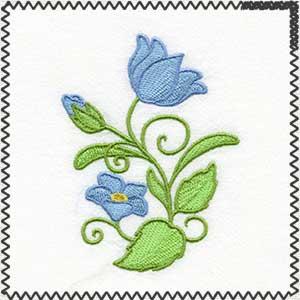 wild bell flower