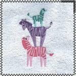 zebra stack